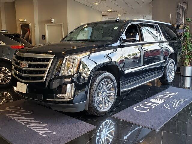 2020 Cadillac Escalade ESV 4WD