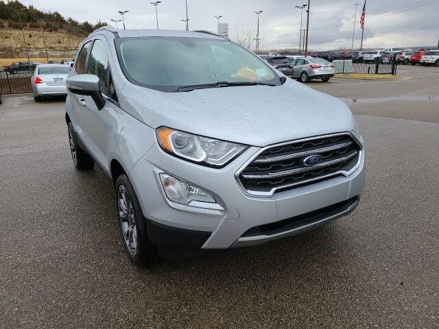 2021 Ford EcoSport Titanium AWD