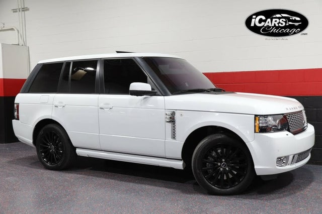 2012 Land Rover Range Rover Autobiography 4WD