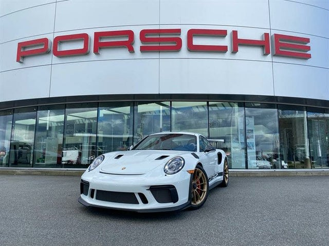 2019 Porsche 911 GT3 RS Coupe RWD