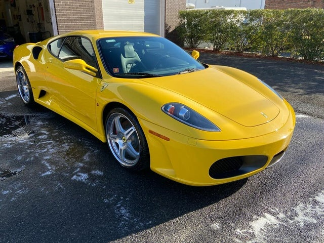 Used 2007 Ferrari F430 F1 Coupe For Sale With Photos Cargurus