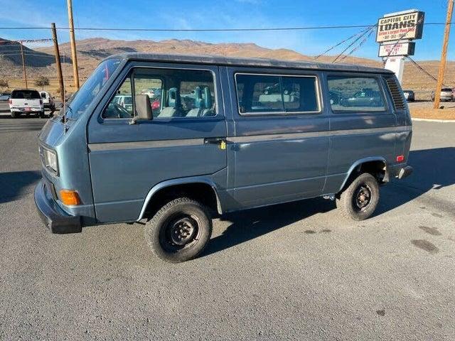 1986 Volkswagen Vanagon GL Syncro 4WD Passenger Van