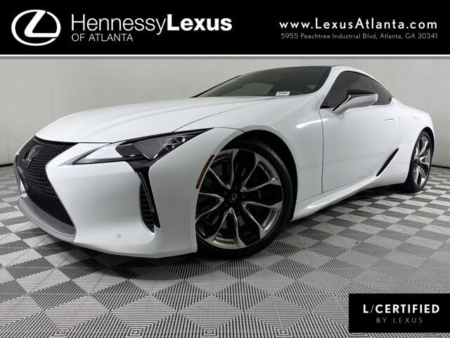 2018 Lexus LC 500 RWD