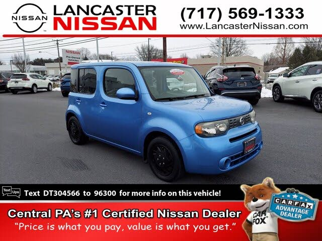 2013 Nissan Cube 1.8 S