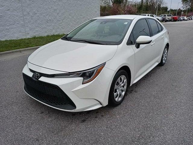 2020 Toyota Corolla LE FWD