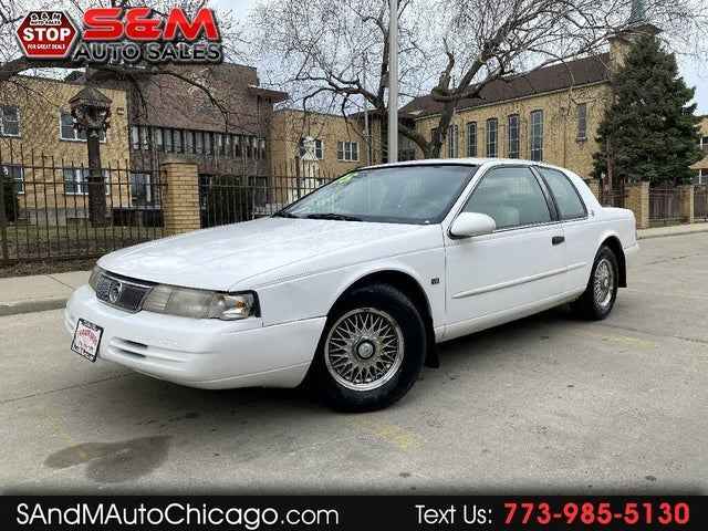 1995 Mercury Cougar 2 Dr XR7 Coupe