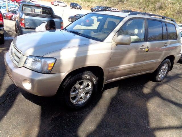 2005 Toyota Highlander Limited V6 AWD