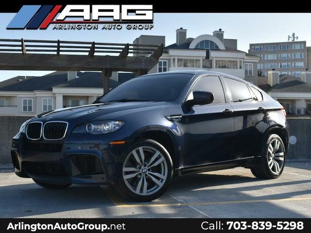 2012 BMW X6 M AWD