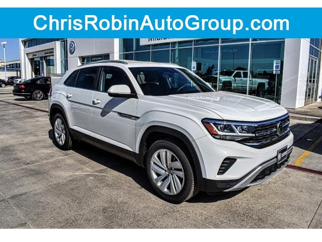 2021 Volkswagen Atlas Cross Sport 2.0T SE FWD with Technology