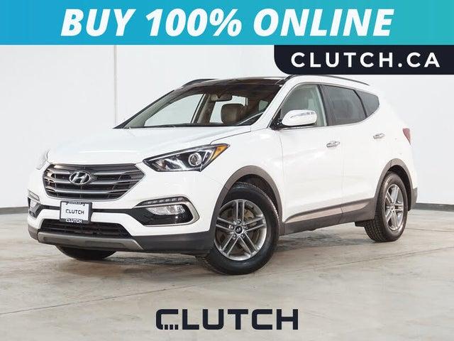 2018 Hyundai Santa Fe Sport 2.4L Luxury AWD