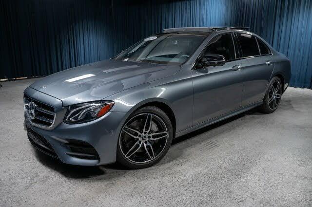 2020 Mercedes-Benz E-Class E 450 4MATIC AWD
