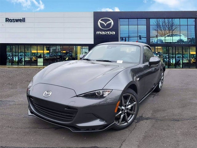 2021 Mazda MX-5 Miata Grand Touring RWD