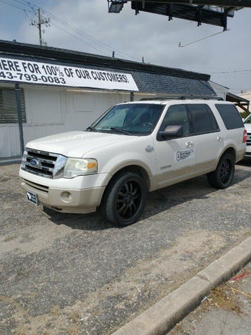 2008 Ford Expedition King Ranch 4WD