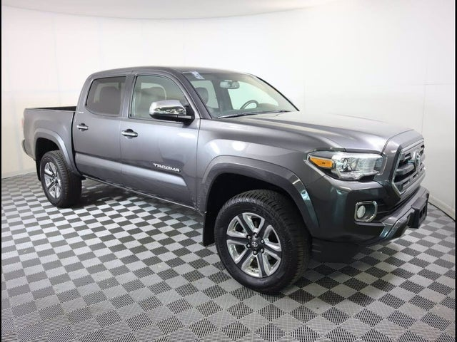 2016 Toyota Tacoma Double Cab V6 Limited 4WD