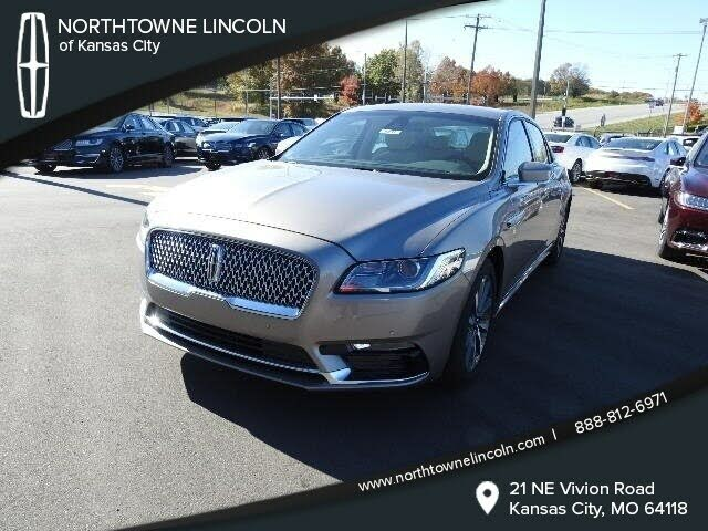 2020 Lincoln Continental AWD