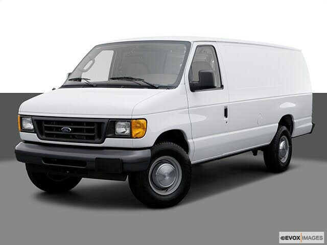 2007 Ford E-Series E-350 Super Duty Extended Cargo Van