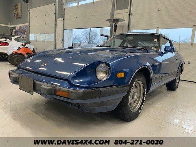 1982 Datsun 280ZX GL RWD
