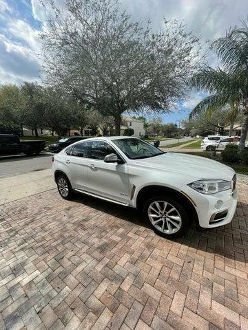 2018 BMW X6 sDrive35i RWD