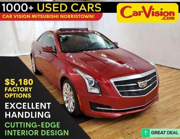 2016 Cadillac ATS Coupe 2.0T AWD