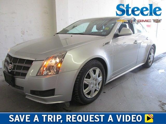 2011 Cadillac CTS 3.0L RWD