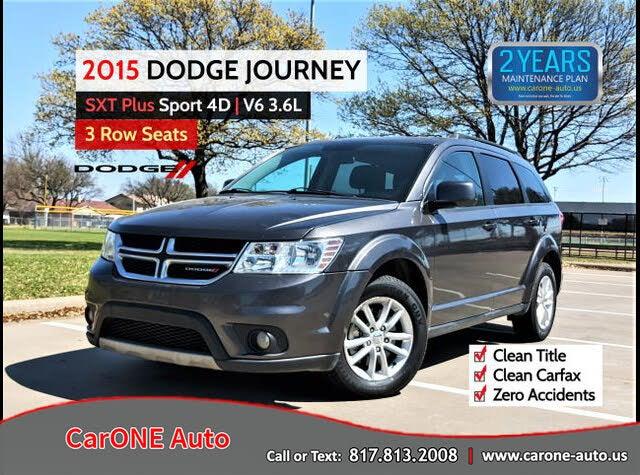 2015 Dodge Journey SXT FWD