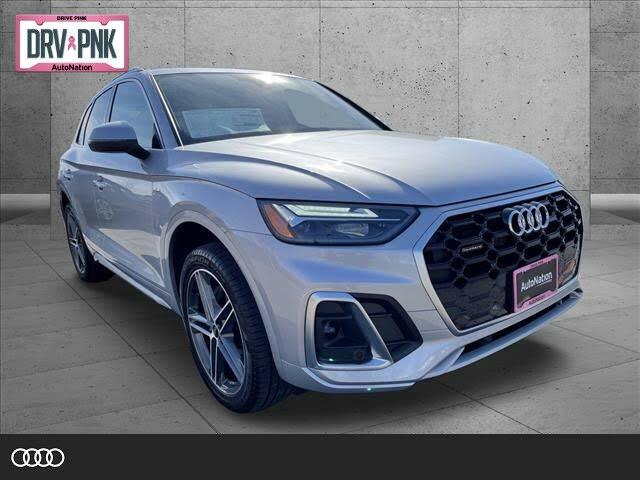 2021 Audi Q5 Hybrid Plug-in 3.0T Premium e quattro AWD
