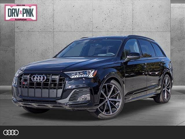 2021 Audi SQ7 4.0T quattro Prestige AWD