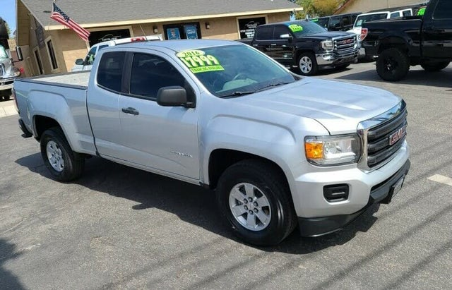 2016 GMC Canyon Ext. Cab LB