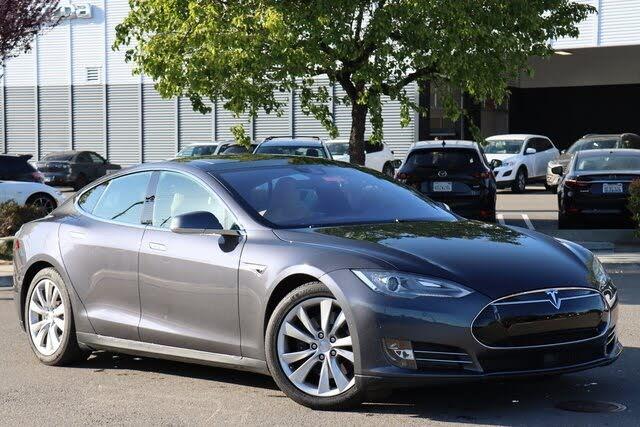 2016 Tesla Model S 85D AWD