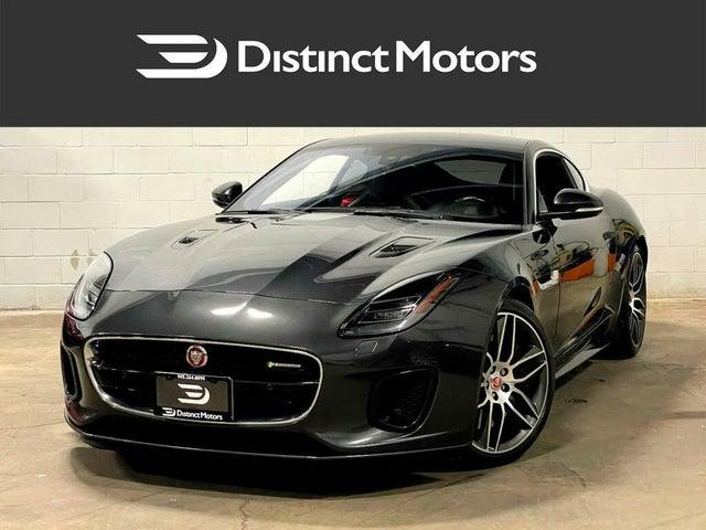 2018 Jaguar F-TYPE R-Dynamic AWD