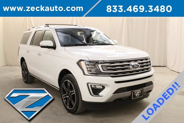 2021 Ford Expedition MAX Limited 4WD