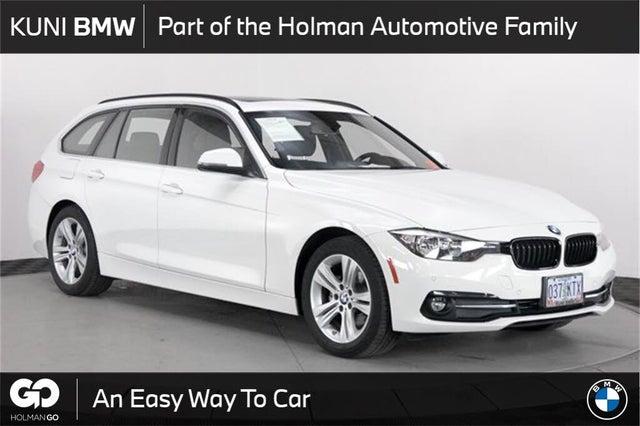 2017 BMW 3 Series 328d xDrive Wagon AWD