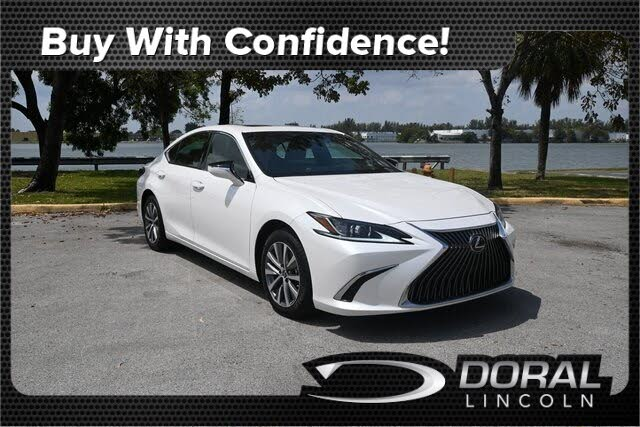 2019 Lexus ES 350 Ultra Luxury FWD