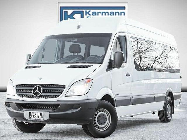 2011 Mercedes-Benz Sprinter 2500 170 WB Extended Passenger Van