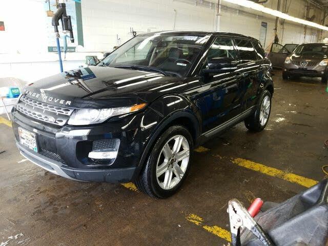 2013 Land Rover Range Rover Evoque Pure Premium Hatchback