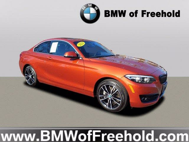 2021 BMW 2 Series 230i Coupe RWD