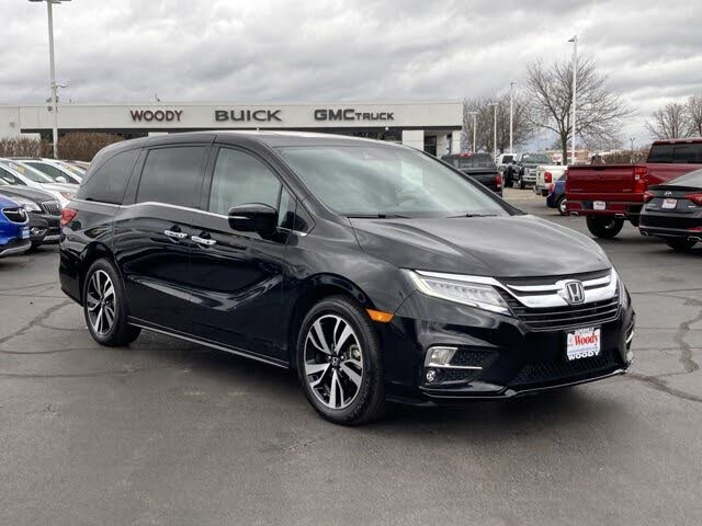 2018 Honda Odyssey Touring Elite FWD