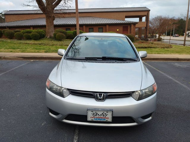 2008 Honda Civic Coupe LX Auto