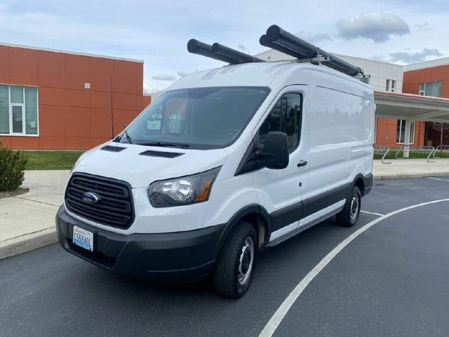 2015 Ford Transit Cargo 250 3dr SWB Medium Roof with Sliding Passenger Side Door