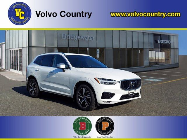 2019 Volvo XC60 T5 R-Design AWD
