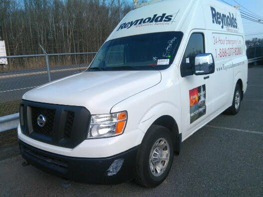 2018 Nissan NV Cargo 2500 HD SV with High Roof V8