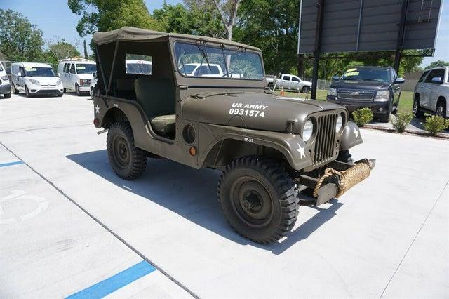 1955 Willys Jeep Wagon