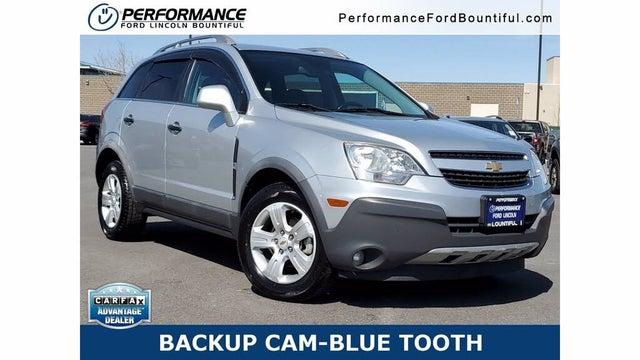 Used Chevrolet Captiva Sport For Sale In Salt Lake City Ut Cargurus