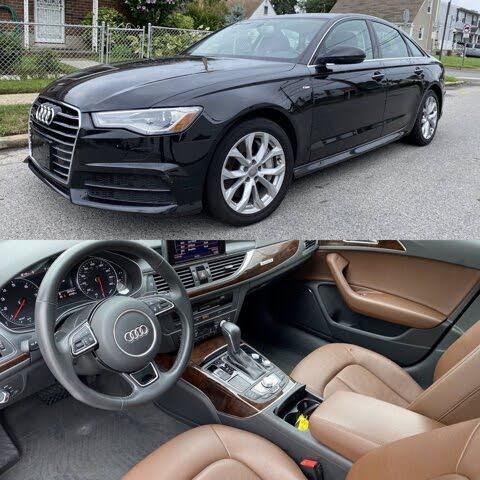 2017 Audi A6 2.0T quattro Premium Plus Sedan AWD