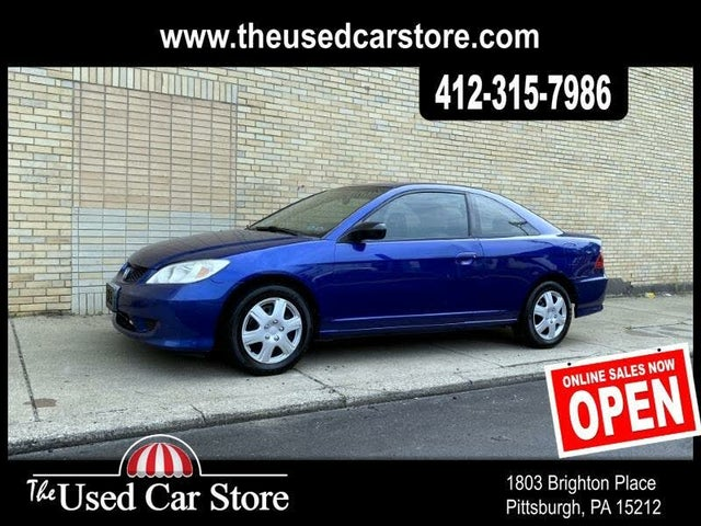 2005 Honda Civic Coupe LX