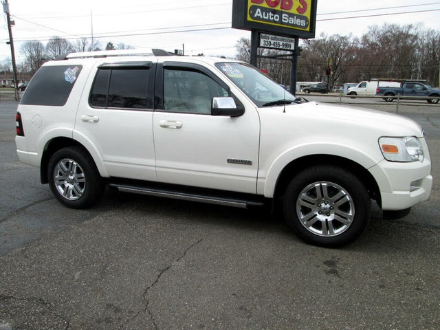 2008 Ford Explorer Limited 4WD