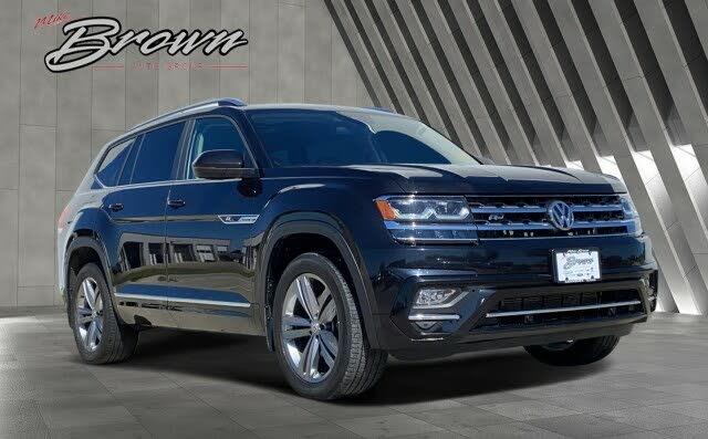 2019 Volkswagen Atlas SEL R-Line 4Motion AWD
