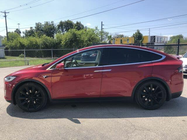 2017 Tesla Model X 75D AWD