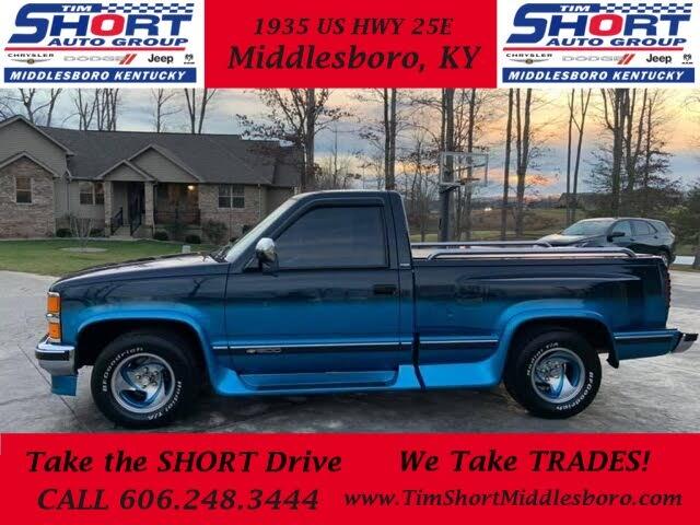 1992 Chevrolet C/K 1500 RWD