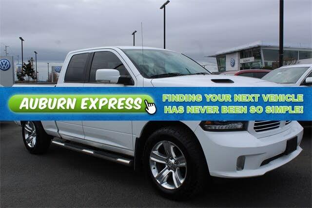 2017 RAM 1500 Sport Quad Cab 4WD